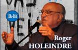 Roger Holeindre vous attend à la Fête du Pays Réel le 11 mars 2017 à Rungis