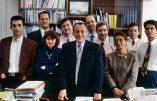Quand Benoît Hamon, Jean-Luc Mélenchon et Manuel Valls travaillaient dans la même équipe…
