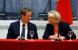 Marine Le Pen nommerait Nicolas Dupont-Aignan Premier ministre intérimaire – Déclaration conjointe
