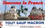 Le collectif Tout Sauf Macron organise un rassemblement à Orléans ce lundi 24 avril 2017 à 19h