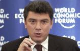 Les médias israéliens préparent le terrain pour deux reportages à la gloire de feu Boris Nemtsov, «politicien juif anti-Poutine»