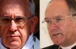 Le pape François évoque les rapports avec la FSSPX: «ils sont fraternels»