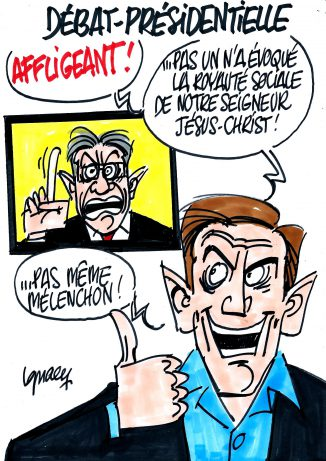 Ignace - Débat présidentielle