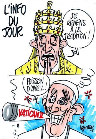 Ignace - L'info du jour