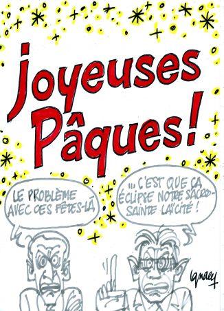 Ignace - Joyeuses Pâques !