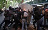Première «nuit des barricades» à Paris, Rennes, Nantes et Bordeaux
