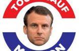 Action choc du collectif «Tout Sauf Macron»