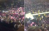 Manchester – Vidéo au moment de l'explosion