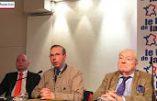 Législatives 2017 – Alain Escada (Civitas) appelle au sursaut national, avec l'énergie du désespoir