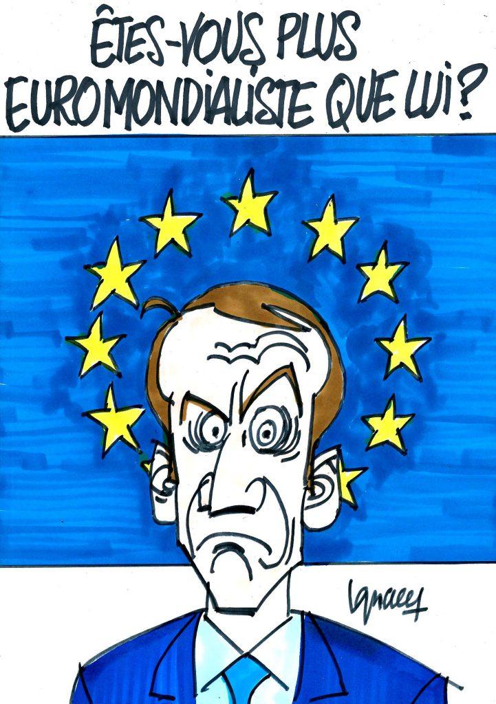Ignace - Macron irréprochable