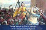Litanies de Sainte Jehanne d'Arc