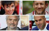 De Zidane à Dany Boon, tous les people bien-pensants volent au secours de Macron