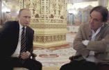 Quatre heures de «Conversation avec M. Poutine», l'excellent film d'Oliver Stone sur France 3 mercredi et jeudi prochains