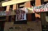 Le Casapound français à Lyon n'aura pas duré longtemps