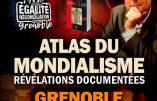 16 juin 2017 à Grenoble – Pierre Hillard présentera son Atlas du Mondialisme