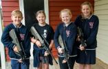 Apprendre le tir aux enfants : la Hongrie veut le proposer
