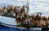 Immigration en Italie: le pape François parrain de l'invasion