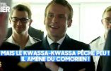 Polémique autour d'une blague d'Emmanuel Macron sur les «Comoriens»