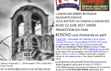22 juin 2017 à Paris : projection du film «Kosovo, une chrétienté en péril»