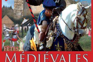 Fêtes médiévales à l'Abbaye de Mortemer (Lisors) les 14 et 15 août 2017