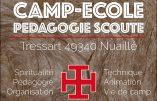 Inscrivez-vous aux camps de formation des cadres du scoutisme !