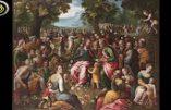 Cours de catéchisme : la morale