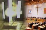 Attentat contre le siège de la Conférence épiscopale mexicaine
