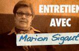 Entretien avec Marion Sigaut au sujet de l'usure