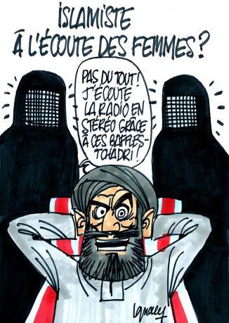 Ignace - Islamiste à l'écoute des femmes ?