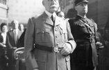 La déclaration du Maréchal Pétain devant la Haute Cour