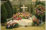 La tombe du Maréchal Pétain une nouvelle fois profanée