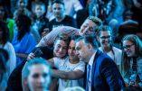 « Nous ne voulons pas d'une population mélangée, nous voulons rester comme l'on est» (Viktor Orban)
