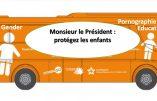 Un bus va sillonner Paris contre l'idéologie du genre