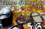 5 et 6 août 2017 – Fêtes médiévales au château de Termes d'Armagnac