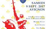 Une Journée d'Amitié Française en Avignon le 9 septembre 2017