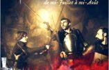 «La Bataille de Castillon», spectacle médiéval ce mois d'août 2017