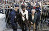 Le gauchiste Cédric Herrou condamné à quatre mois de prison avec sursis
