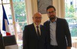 Le CRIF chez le Secrétaire d'Etat Mounir Mahjoubi pour renforcer la police de la pensée sur le Net