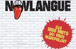 Dictionnaire de novlangue (Jean-Yves Le Gallou et Michel Geoffroy)