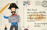 Europol recherche 21 criminels activement via des cartes postales