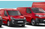 Citroën, un zest de fourgons