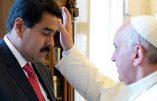 Venezuela: Pape François et Maduro, une amitié qui sent le souffre