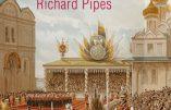 Histoire de la Russie des Tsars (Richard Pipes)