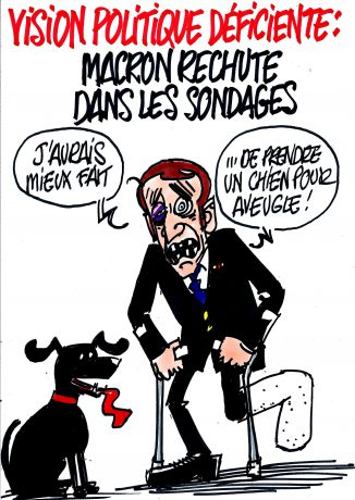 Ignace - Macron rechute