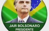JairBolsonaro, le nationaliste catholique qui pourrait devenir président du Brésil en 2018