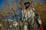 Seattle : la statue de Lénine enfin supprimée…
