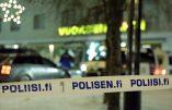L'auteur de l'attaque au couteau en Finlande est un demandeur d'asile marocain et s'en prenait par priorité aux femmes