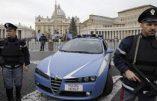 Rome capitule devant la menace terroristes