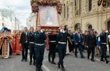 Le Christ à l'honneur en Russie pour la fête annuelle des troupes aéroportées