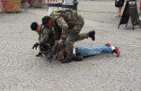Un individu tente de voler une arme à des militaires en patrouille à Rennes